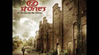 12 Stones - Disappear (New CD/EP The Only Easy Day Was Yesterday) NEW MUSIC