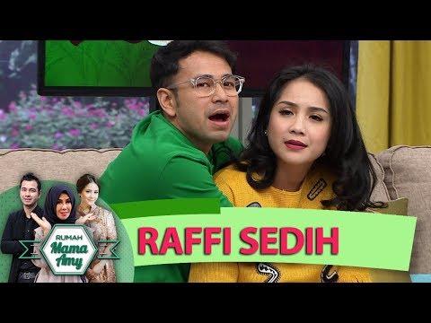 Raffi Beneran Sedih Karena Syahnaz Menikah - Rumah Mama Amy (24/4)