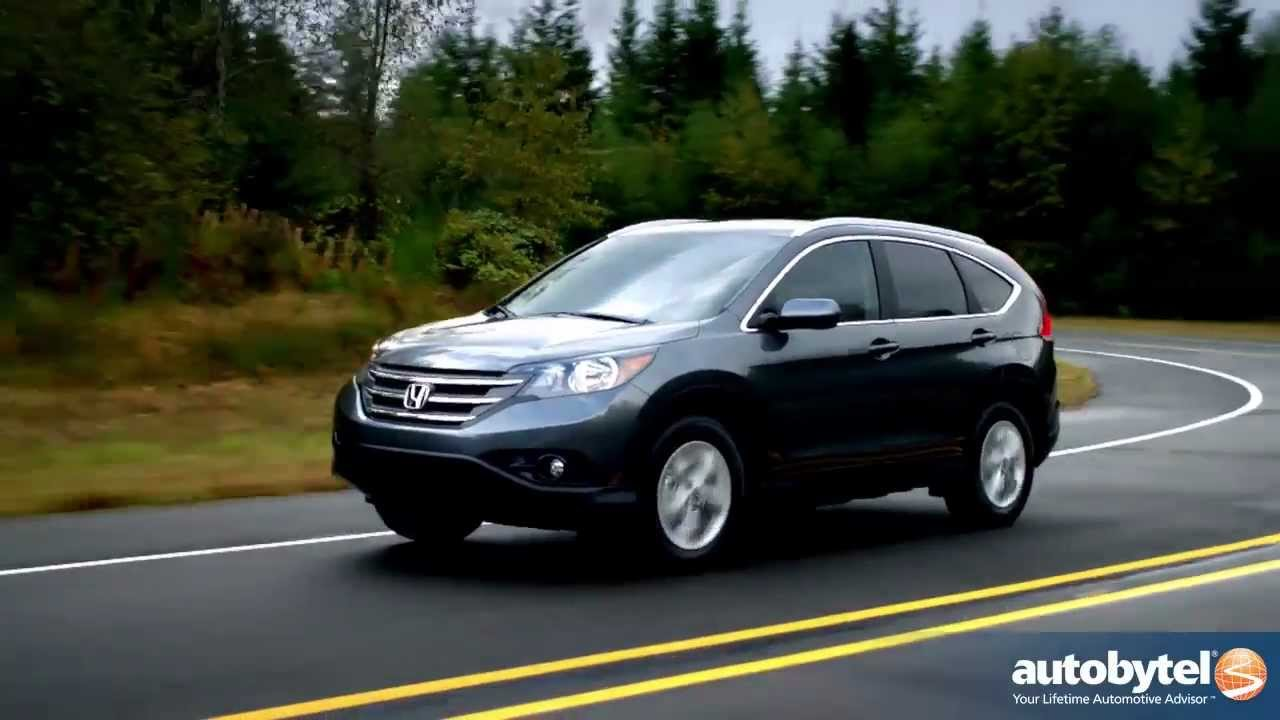 Charming 2012 Honda CR V Test Drive U0026 Crossover SUV Review   YouTube