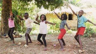 Masaka Kids Africana Dancing Carla By Turner (Official Dance Video)