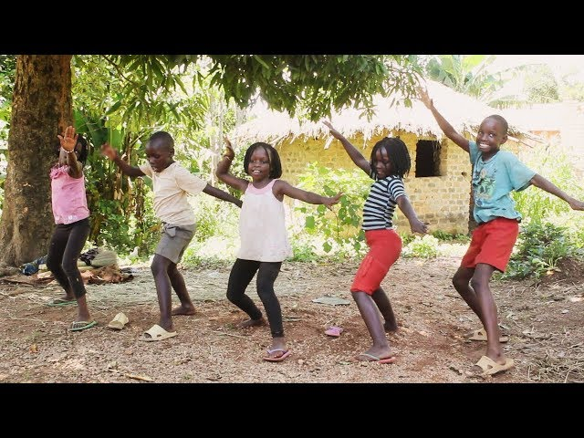 Masaka Kids Africana Dancing Carla By Turner (Official Dance Video)