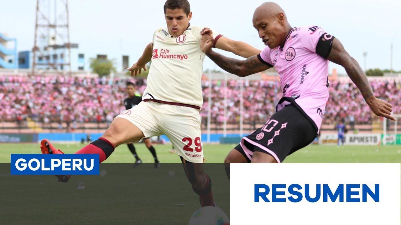 Resumen: Sport Boys vs. Universitario de Deportes (3-3)
