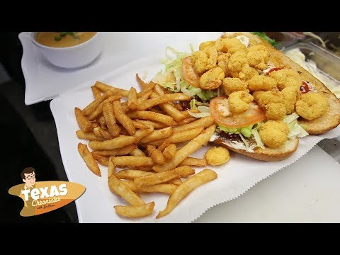 Texas Chronicles Pit Stop: Flippers Coastal Seafood