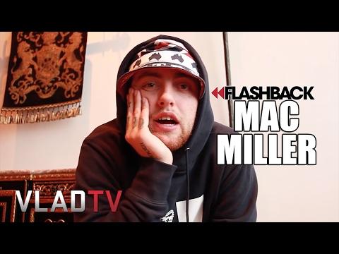 Flashback: Mac Miller: Donald Trump Beef Made Me Legendary