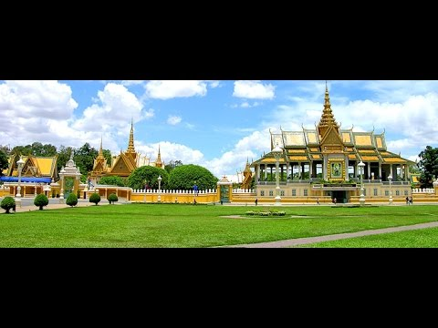 Holiday at Royal Palace in Phnom Penh, Cambodia - Travel, visit [PiRiO Solutions]