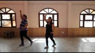 GULABO |BASIC DANCE CHOREOGRAPHY || Shaandaar  || SHAHID KAPOOR | ALIA BHATT