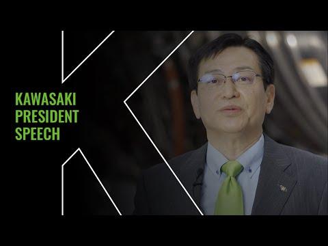Kawasaki Heavy Industries | Speech Masanori Inoue