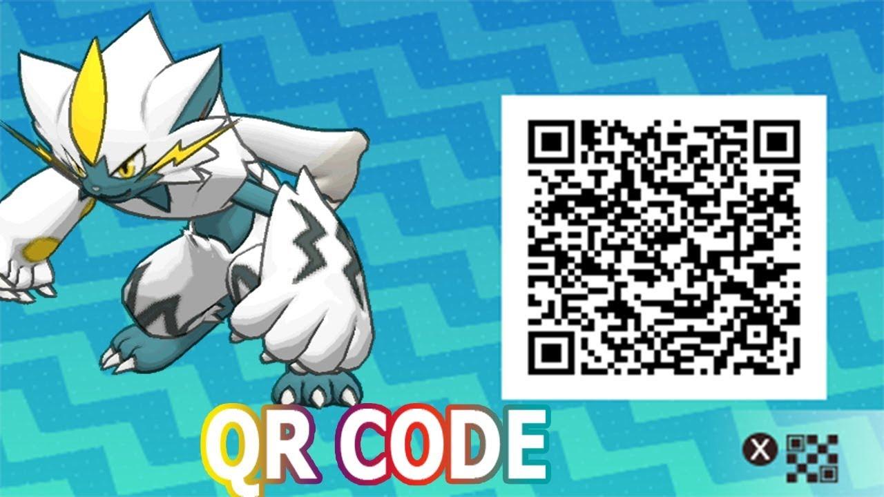 Qr Code Pokemon
