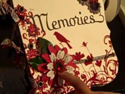 Mini Album Our Memories LUSH by MME