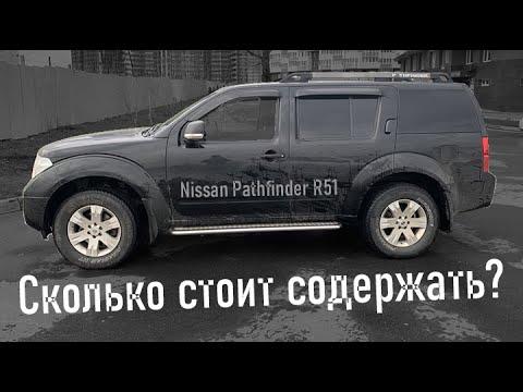 Поставил на учёт и сделал ТО Nissan Pathfinder 2.5 dCi