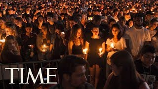 Thousands Grieve Florida School Shooting Victims At Candlelight Vigil | TIME