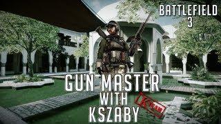 Battlefield 3: Gunmaster Gameplay #37 - Donya Fortress (PC) (HD)