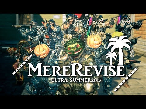 【A.V.A】MereRevise Clan Movie 2017【夏のAVAフラグムービーコンテスト2017】