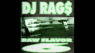 DJ Rags Raw Flavor 6 Mixtape Hip Hop Rap