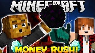 "BRAND NEW Minecraft MONEY RUSH ""FASTEST ROUND EVER"" #3"