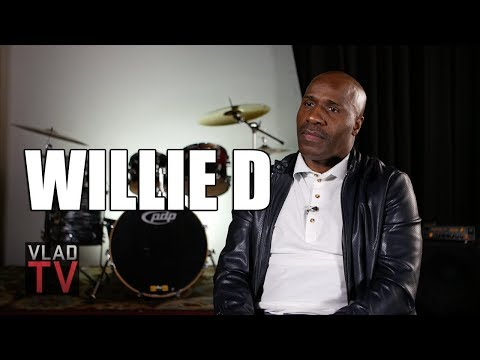 Willie D on Dissing Michael Jordan, Steve Harvey, Ben Carson on 'Coon 2' (Part 1)