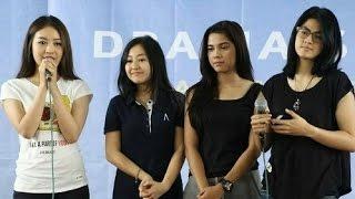 NATASHA WILONA DI ULANG TAHUN ANAK JALANAN RCTI YG KE 1 TH