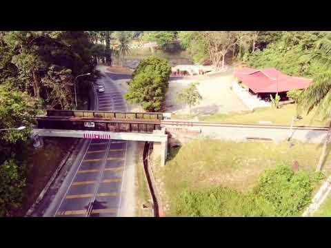 Kuala Krai From Above 2019
