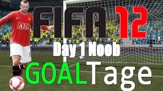 """FIFA 12"" Day 1 Noob GoalTage (Montage) | Chaos"