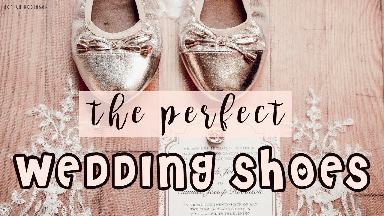 0e8de295c7b5 FINDING THE PERFECT WEDDING SHOES!