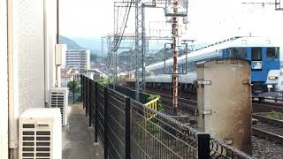 近鉄大阪線 名張 名張川寄り踏切 ビスタカー アーバンライナー あおぞら等4本