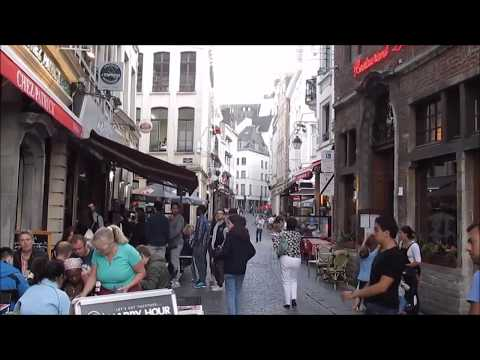 Brussels, Belgium:  Around the Grand Place