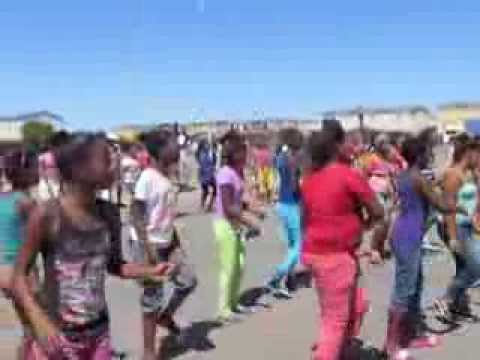 One Billion Rising- Bellville South, South Africa, 2014