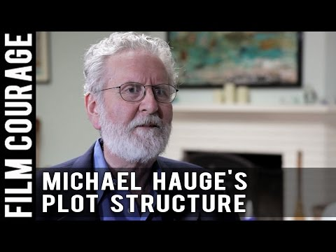 Screenwriting Plot Structure Masterclass - Michael Hauge [FULL INTERVIEW]
