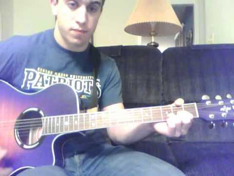 """BREAKING BENJAMIN - """"GIVE ME A SIGN (ACOUSTIC)""""[TUTORIAL]"""