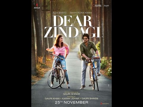 Dear Zindagi trailers