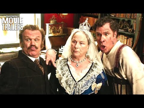 HOLMES AND WATSON  NEW 2018  Will Ferrell and John C. Reilly Comedy Movie