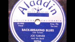 Play Back Breaking Blues