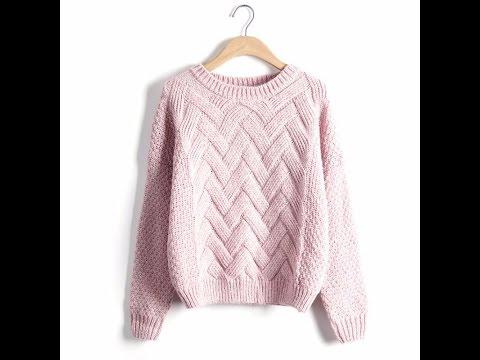 теплый женский вязаный свитер 6 цветов купить в китае на