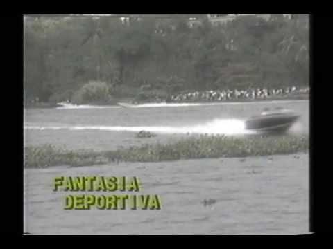 Gran Premio Marlboro de Botes de Velocidad 1992 1era puntuable - Rio Ozama - Categoria 150/199 HP