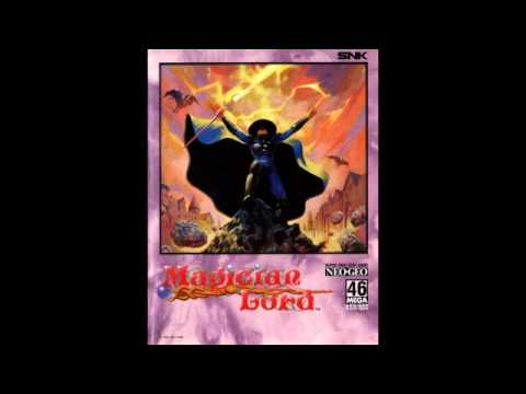Magician Lord - Stage 4 Music Castle of Devils