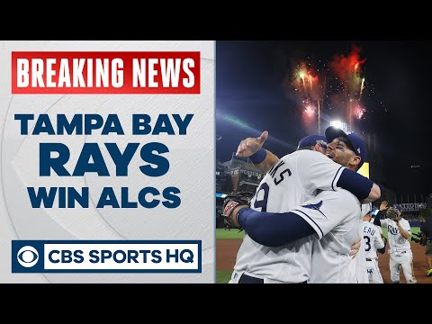 Tampa clinches trip to World Series as Houston's historic comeback bid falls short | CBS Sports HQ
