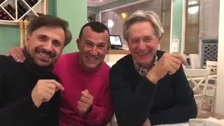 Richy Castellanos Josema Yuste Y Jose Mota 2019 Humor Madrid