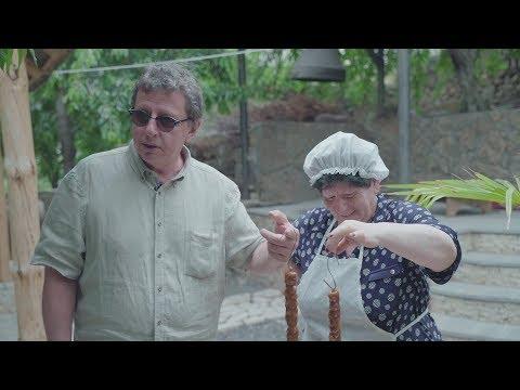 Армения - как вешать лапшу/революционный лаваш/готовим самогон и шашлык за час/вырасти сухофруктом!