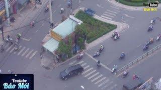 Căn nhà 4 mặt tiền án ngữ ngã tư trọng điểm độc nhất Sài Gòn - Tin Tức Mới