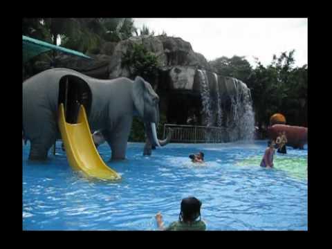 KimLy @ DamSen Waterpark - Full