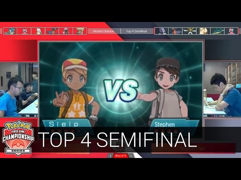 VGC17 Pokémon Malaysia Premier Challenge Winter #3 | Top 4 Semifinals
