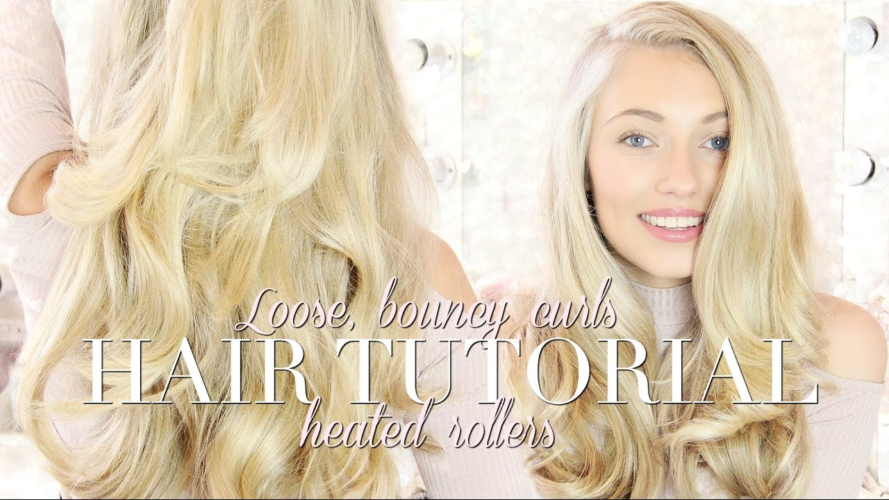 Hot Roller Tutorial 8 Ways To Use Hot Rollers Curling Diva