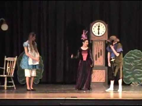 Alice In Wonderland One Act Play