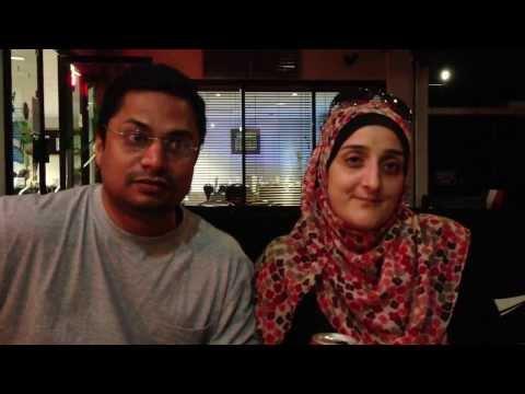 Marriage Review Ray n Ludi Indian vs Arab