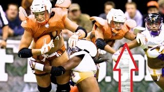 lfl fight woman rugby 2015 beautiful and dangerous