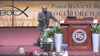 Recognizing Your Harvest - IBOC Church Dallas - Pastor Rickie G. Rush
