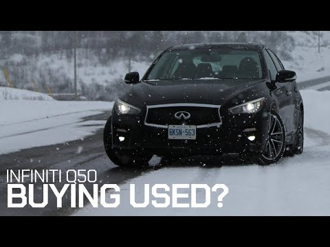 The Infiniti Q50 Is A Smart Used Luxury Sedan Buy: Here's Why 2015 Is Best! (+ Q60 Walkaround)