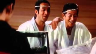 田中邦衛の演技がツボに入ったのか高倉健さん思わず吹き出しますwそれ...