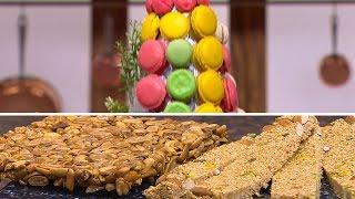 الماكرون وحلوى المكسرات | من مطبخ اسامة حلقة كاملة