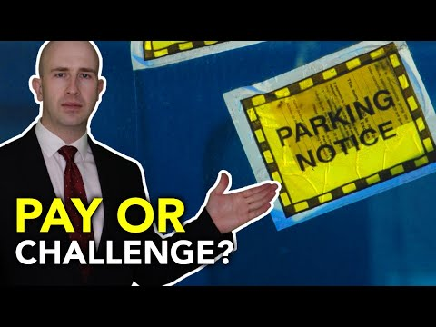 How To Appeal A Parking Charge Notice | BlackBeltBarrister